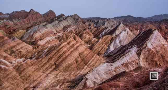 China - Gansu - Danxia Landform-25