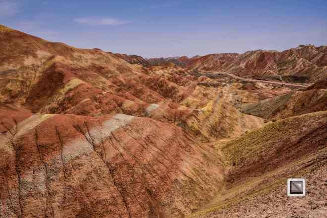 China - Gansu - Danxia Landform-6