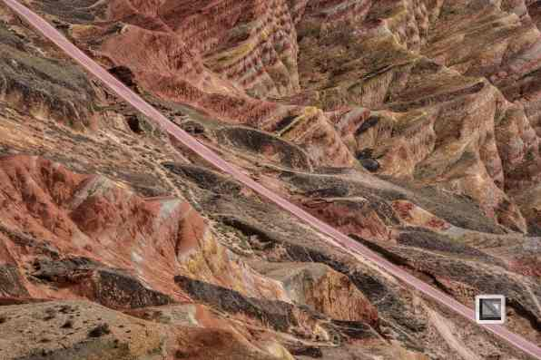 China - Gansu - Danxia Landform-8