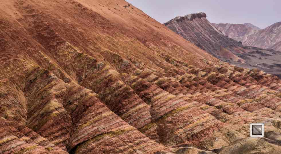China - Gansu - Danxia Landform