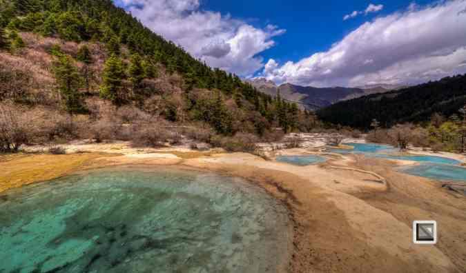 China - Sichuan - Huanglong-12