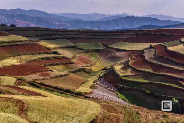 China - Yunnan - Dongchuan-20