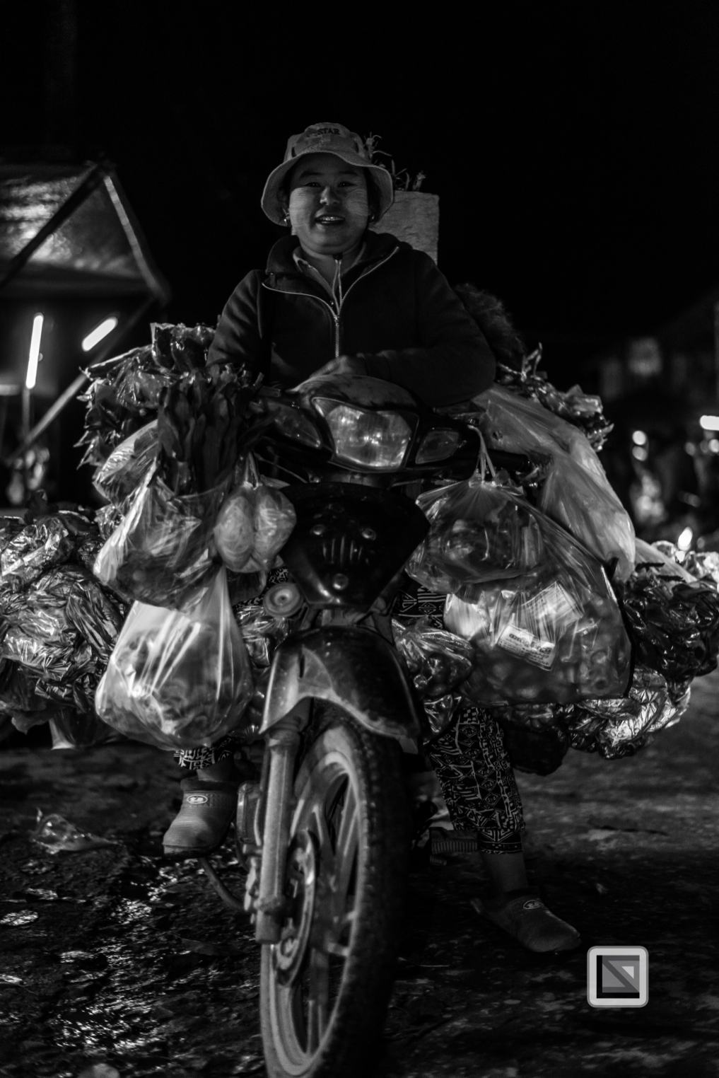 Hsipaw - Morning Market-67
