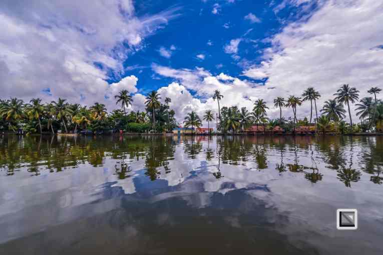 India - Kerala - Backwaters-48