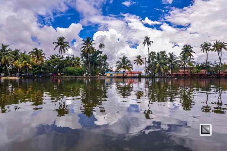 India - Kerala - Backwaters-50