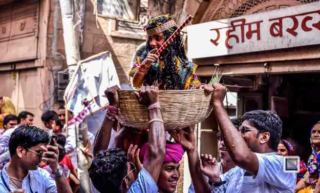India - Rajasthan - Jodphur-23