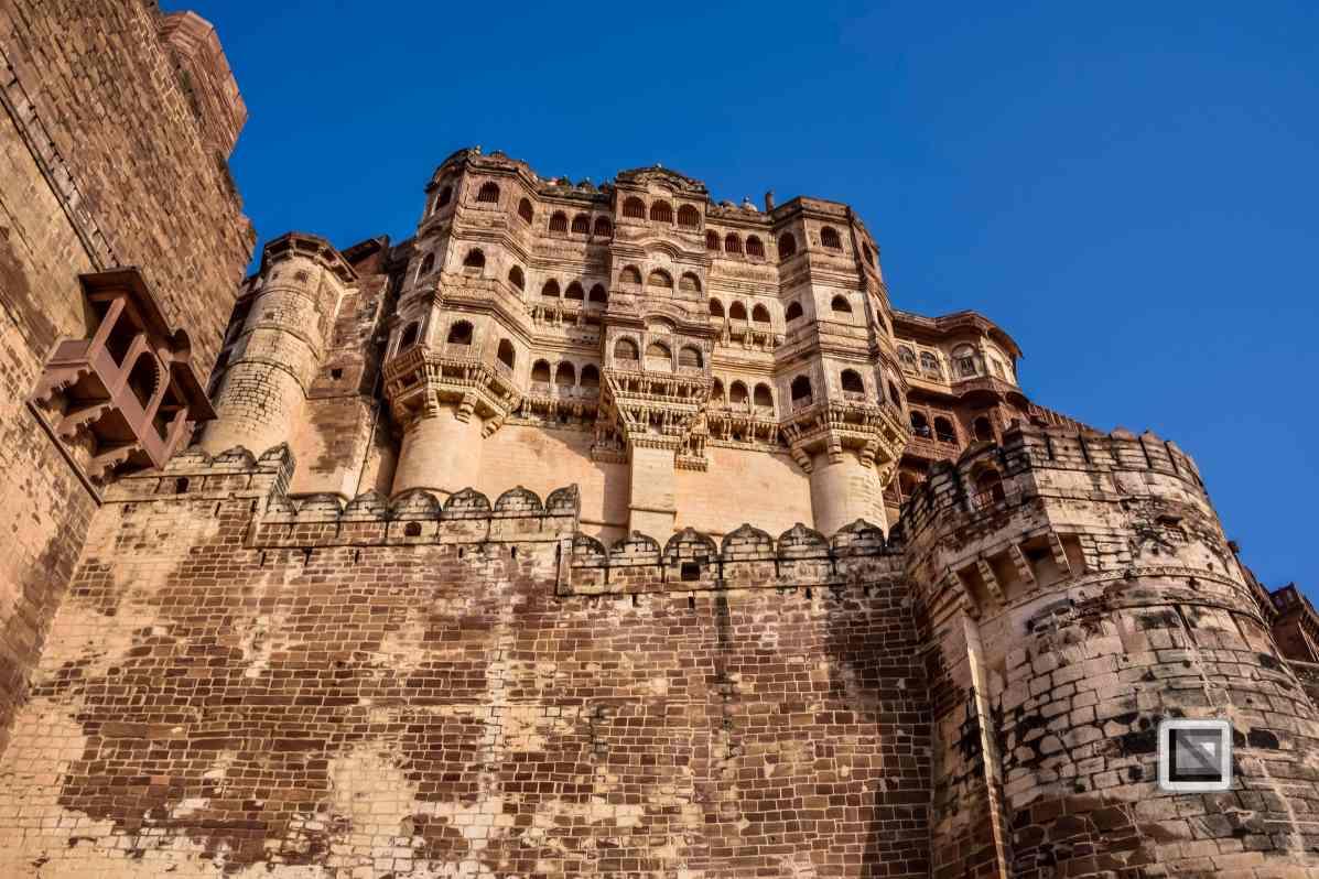 India - Rajasthan - Jodphur-40