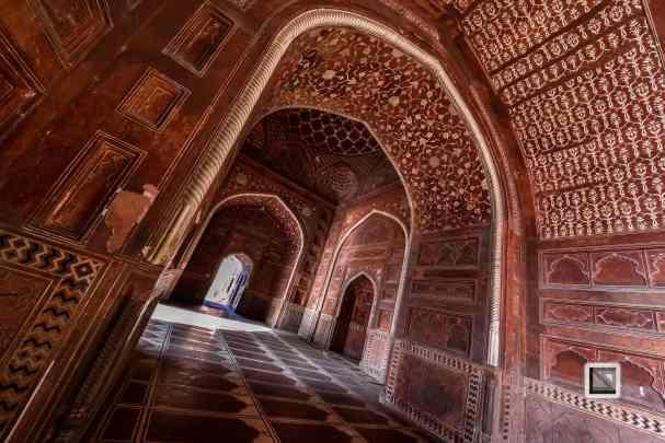 India - Taj Mahal-11