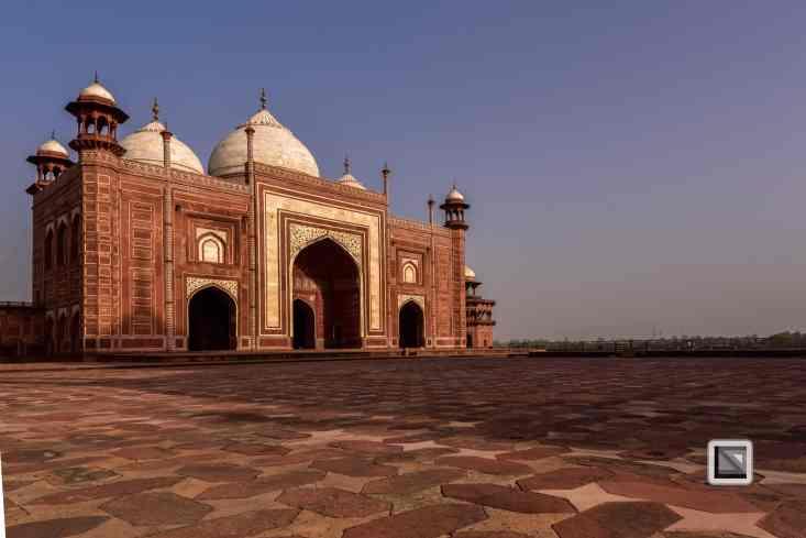 India - Taj Mahal-13