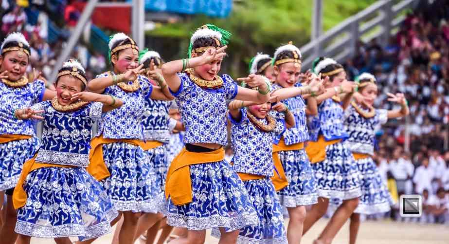 India - West Begal - Darjeeling - Independence Day Celebration-44