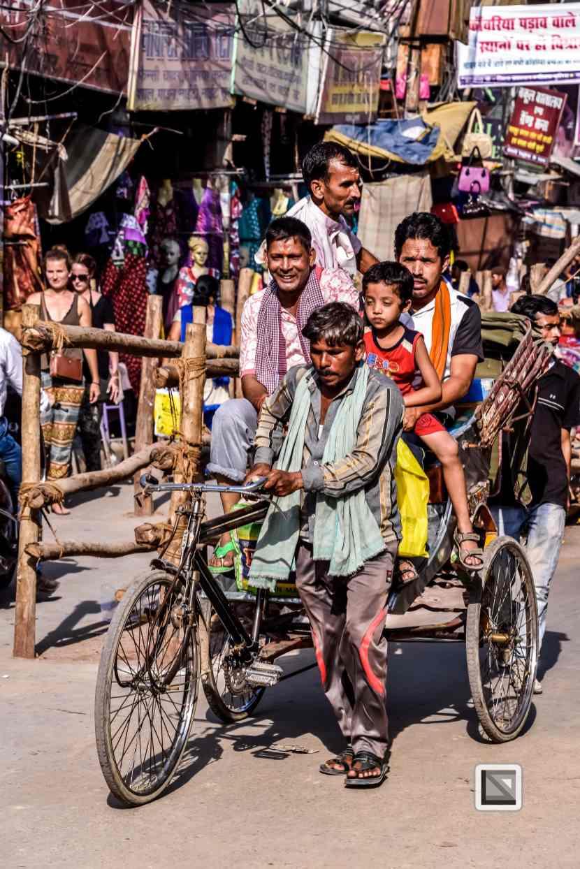 India - West Bengal - Varanasi-34