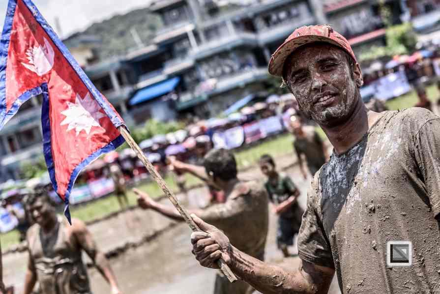 Pokhara paddy planting festival-26