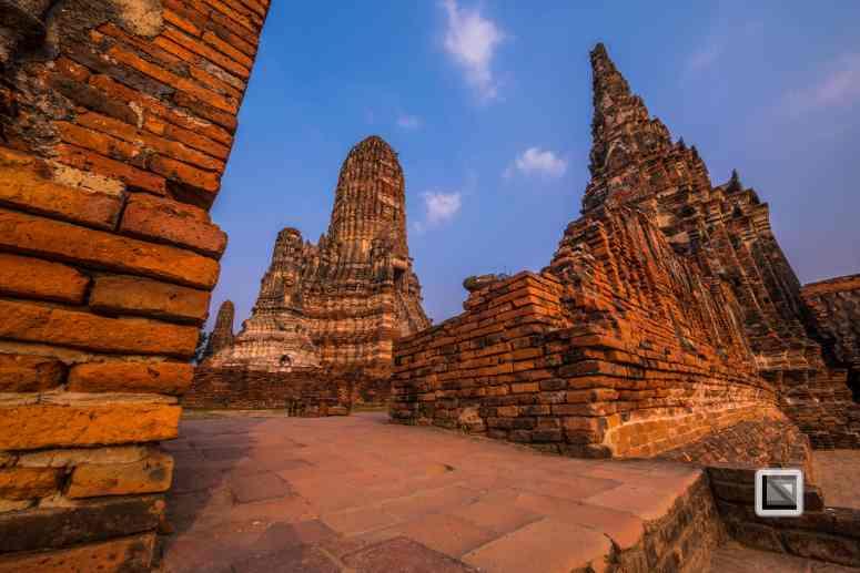 Ayutthaya - Wat Chai Watthanaram-15