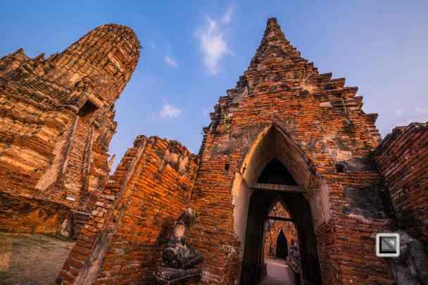 Ayutthaya - Wat Chai Watthanaram-16