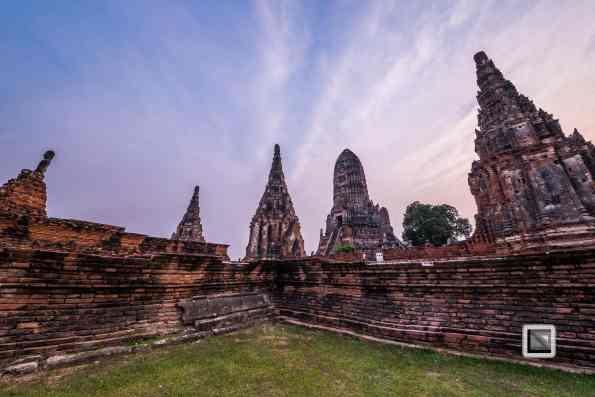 Ayutthaya - Wat Chai Watthanaram-26