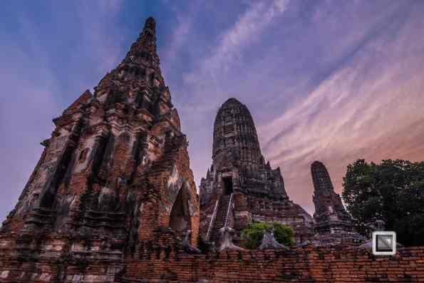 Ayutthaya - Wat Chai Watthanaram-28
