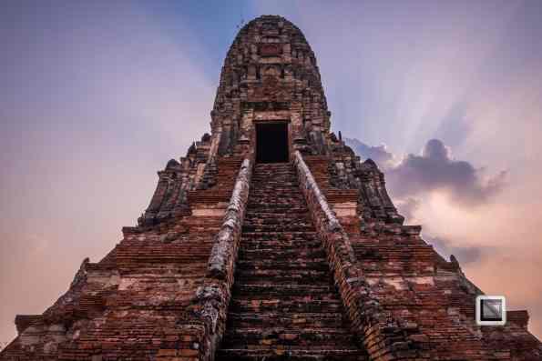 Ayutthaya - Wat Chai Watthanaram-3
