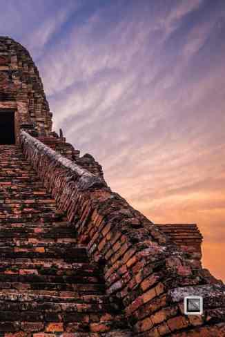 Ayutthaya - Wat Chai Watthanaram-35