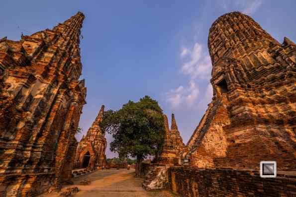 Ayutthaya - Wat Chai Watthanaram-7
