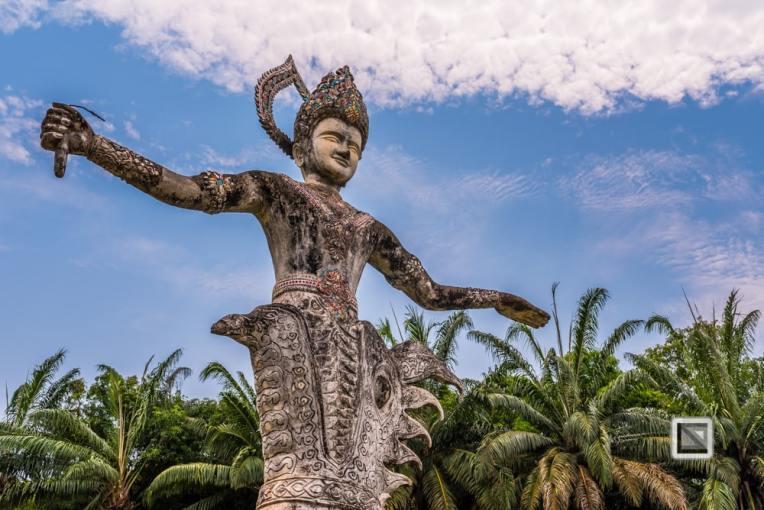 Vientiane Buddha Park-23