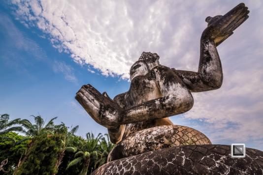 Vientiane Buddha Park-28