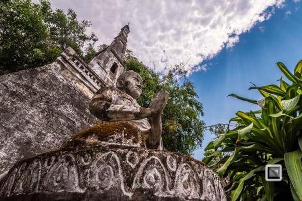 Vientiane Buddha Park-30