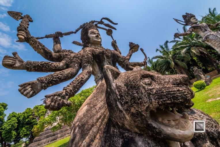 Vientiane Buddha Park-39