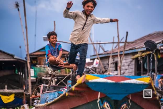 Tonle Sap - Kompong Luong-45