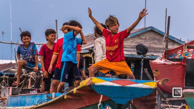 Tonle Sap - Kompong Luong-48