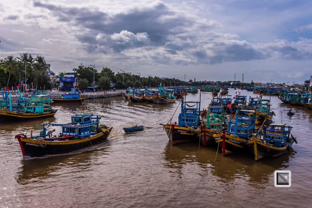 Phan Thiet Fish Market - Vietnam-4
