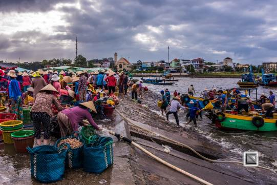 Phan Thiet Fish Market - Vietnam-50