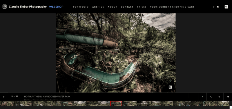 photoshelter-screenshot-water-park