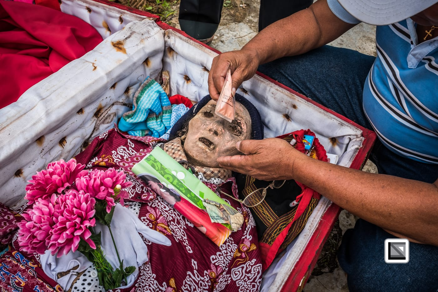 Death rituals of Toraja in Southern Sulawesi, Indonesia