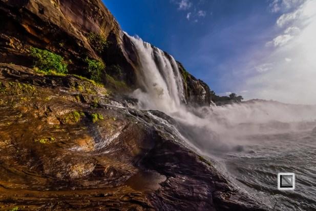India - Kerala - Athirapally Falls-8