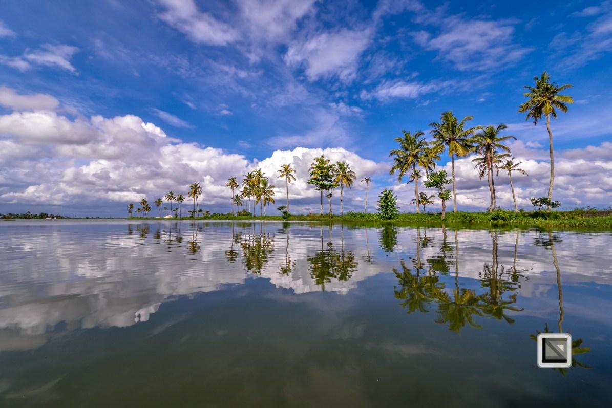 India - Kerala - Backwaters-32