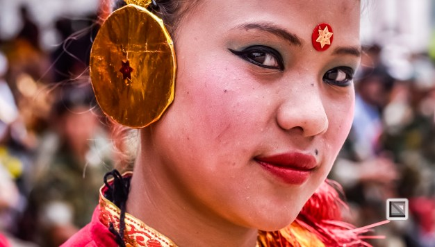 India - West Begal - Darjeeling - Independence Day Celebration-22