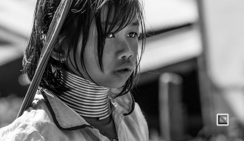 Padaung black n white portraits-6