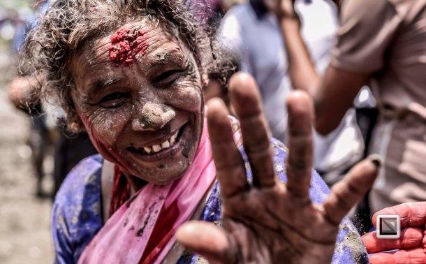 Pokhara paddy planting festival-31