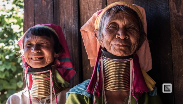 faces of asia -Padaung color portraits-60