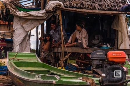 Tonle Sap - Kompong Luong-13