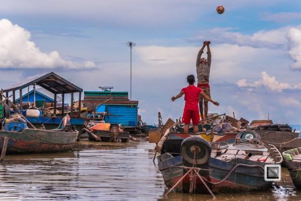 Tonle Sap - Kompong Luong-24