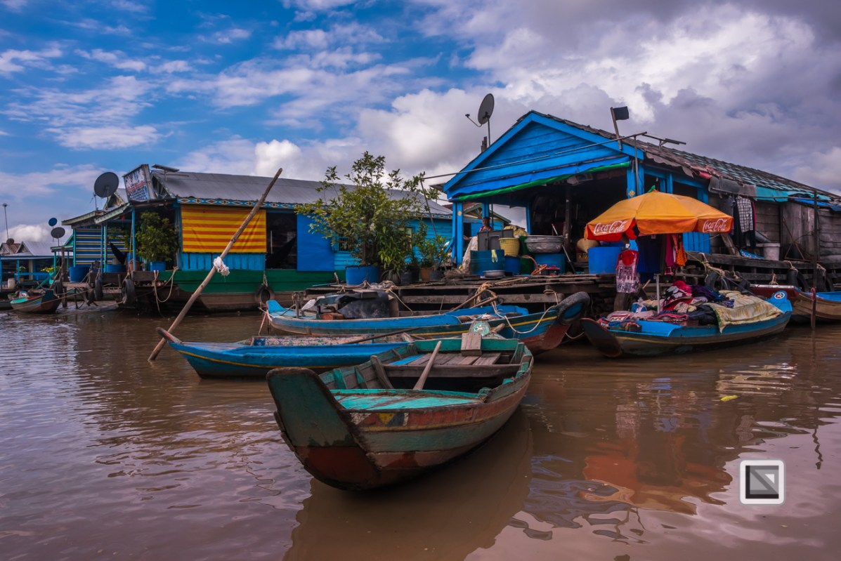 Tonle Sap - Kompong Luong-98