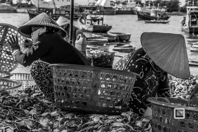 Phan Thiet Fish Market - Vietnam-22