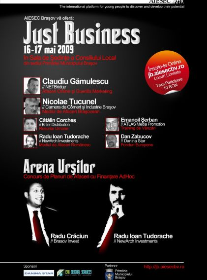 Just Business Brasov