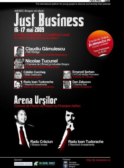 Just Business Brasov