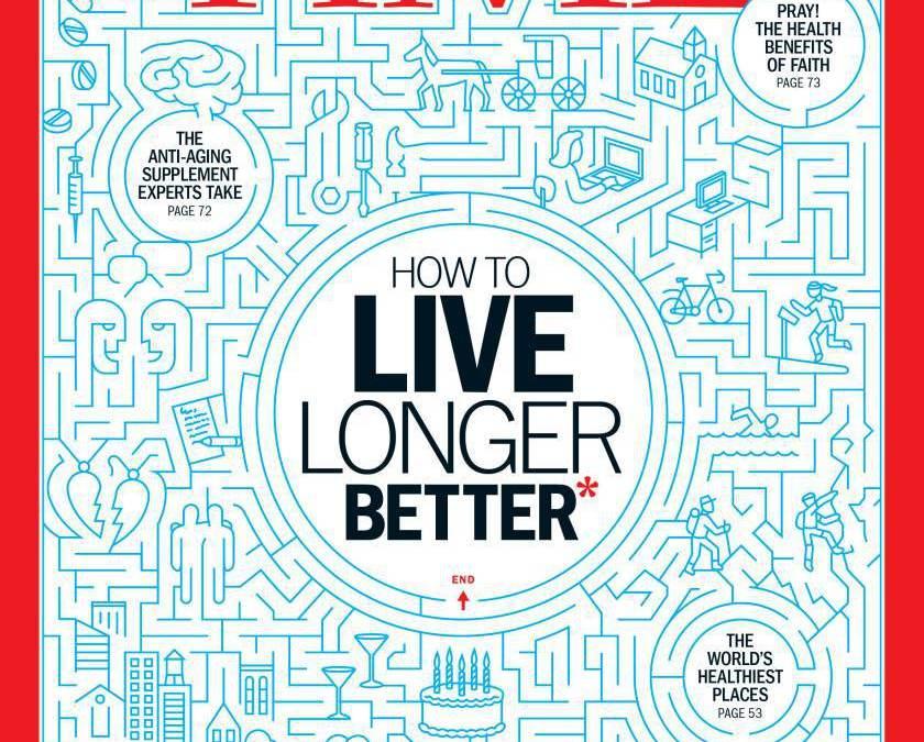 Ce să faci ca să trăieşti mai mult