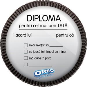 DIPLOMA PARC OREO-20cm