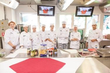 Centrul de Pregatire in Gastronomie-eveniment bloggeri 6