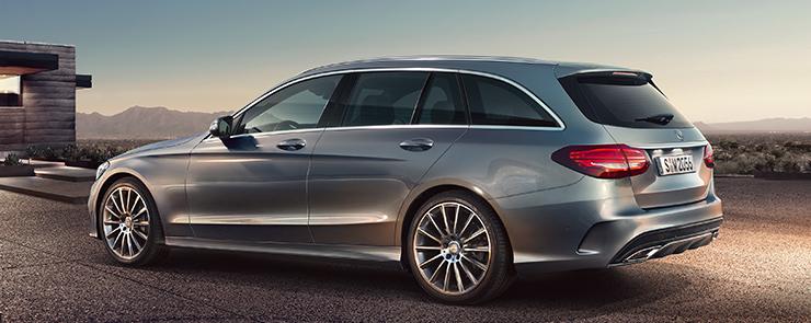 Mercedes-Benz C-Class T-Modell