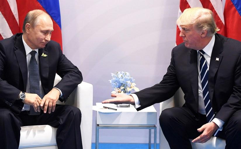 Viitoarea întâlnire Trump-Putin